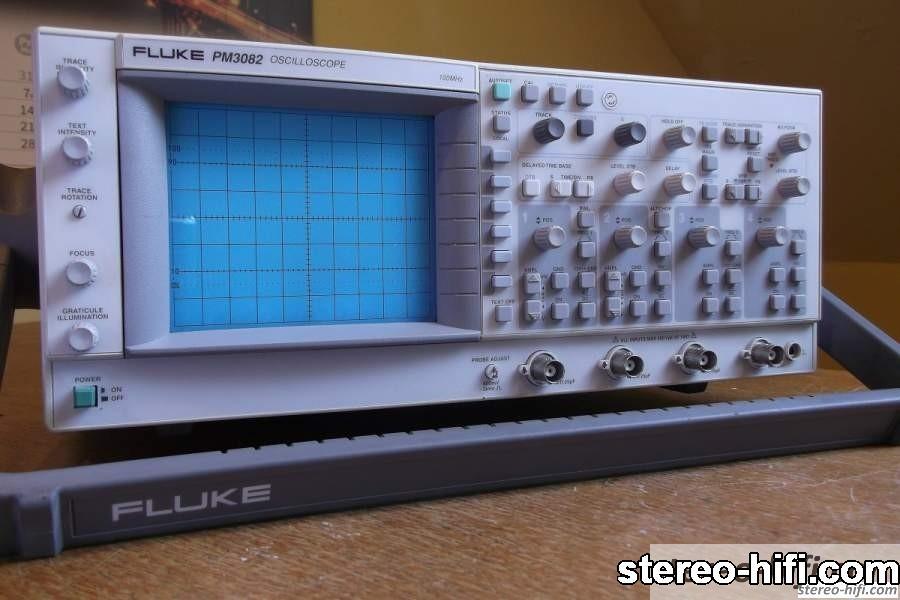 Fluke PM3082 front